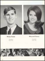 1967 W.B. Ray High School Yearbook Page 154 & 155
