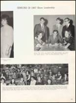 1967 W.B. Ray High School Yearbook Page 164 & 165