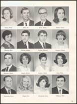 1967 W.B. Ray High School Yearbook Page 166 & 167
