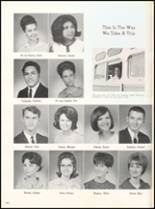 1967 W.B. Ray High School Yearbook Page 178 & 179