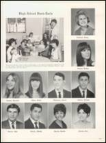 1967 W.B. Ray High School Yearbook Page 180 & 181