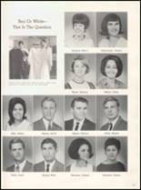 1967 W.B. Ray High School Yearbook Page 182 & 183