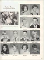 1967 W.B. Ray High School Yearbook Page 188 & 189