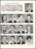 1967 W.B. Ray High School Yearbook Page 216 & 217