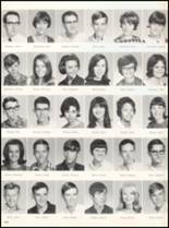 1967 W.B. Ray High School Yearbook Page 248 & 249