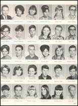 1967 W.B. Ray High School Yearbook Page 254 & 255