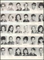 1967 W.B. Ray High School Yearbook Page 262 & 263
