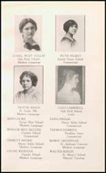 1914 North High School Yearbook Page 46 & 47