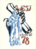 1978 Yearbook West Philadelphia High School