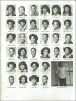 1980 Southwest High School Yearbook Page 44 & 45