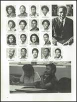 1980 Southwest High School Yearbook Page 48 & 49
