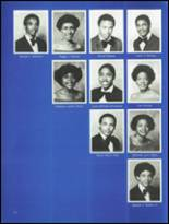 1980 Southwest High School Yearbook Page 72 & 73