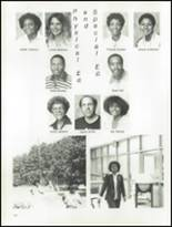 1980 Southwest High School Yearbook Page 110 & 111