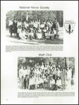 1980 Southwest High School Yearbook Page 136 & 137