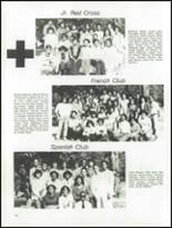 1980 Southwest High School Yearbook Page 142 & 143