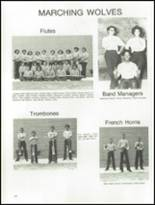 1980 Southwest High School Yearbook Page 148 & 149