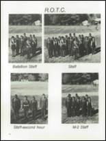 1980 Southwest High School Yearbook Page 156 & 157