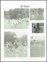 1980 Southwest High School Yearbook Page 182 & 183
