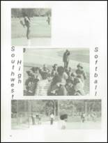 1980 Southwest High School Yearbook Page 200 & 201