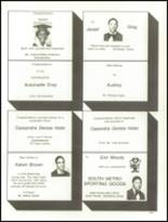 1980 Southwest High School Yearbook Page 246 & 247