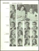 1973 Cedar City High School Yearbook Page 22 & 23