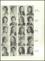 1973 Cedar City High School Yearbook Page 24 & 25