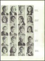 1973 Cedar City High School Yearbook Page 28 & 29