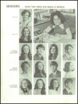 1973 Cedar City High School Yearbook Page 30 & 31