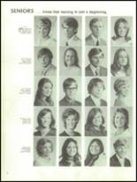 1973 Cedar City High School Yearbook Page 32 & 33