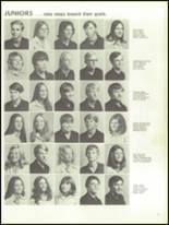 1973 Cedar City High School Yearbook Page 34 & 35