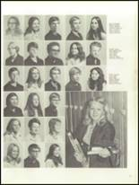 1973 Cedar City High School Yearbook Page 38 & 39