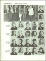 1973 Cedar City High School Yearbook Page 40 & 41
