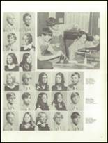 1973 Cedar City High School Yearbook Page 46 & 47