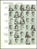 1973 Cedar City High School Yearbook Page 48 & 49