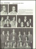 1973 Cedar City High School Yearbook Page 62 & 63
