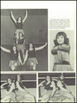 1973 Cedar City High School Yearbook Page 76 & 77