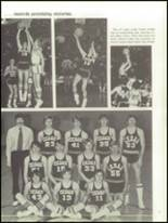 1973 Cedar City High School Yearbook Page 84 & 85