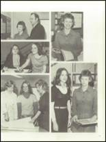 1973 Cedar City High School Yearbook Page 98 & 99
