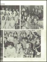 1973 Cedar City High School Yearbook Page 104 & 105