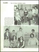 1973 Cedar City High School Yearbook Page 110 & 111