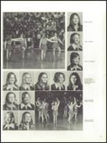 1973 Cedar City High School Yearbook Page 116 & 117