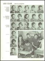 1973 Cedar City High School Yearbook Page 118 & 119