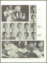 1973 Cedar City High School Yearbook Page 122 & 123