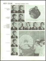 1973 Cedar City High School Yearbook Page 126 & 127