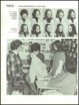 1973 Cedar City High School Yearbook Page 128 & 129