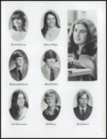 1975 Pittsfield High School Yearbook Page 20 & 21