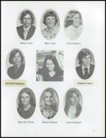 1975 Pittsfield High School Yearbook Page 22 & 23