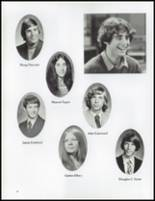 1975 Pittsfield High School Yearbook Page 32 & 33
