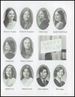 1975 Pittsfield High School Yearbook Page 34 & 35