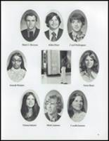 1975 Pittsfield High School Yearbook Page 42 & 43